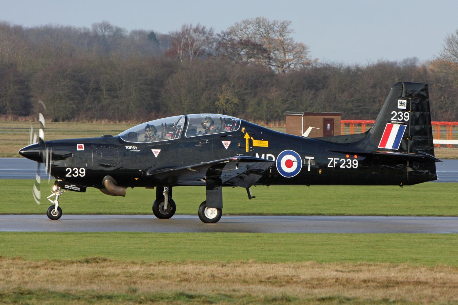 1 FTS RAF Linton On Ouse