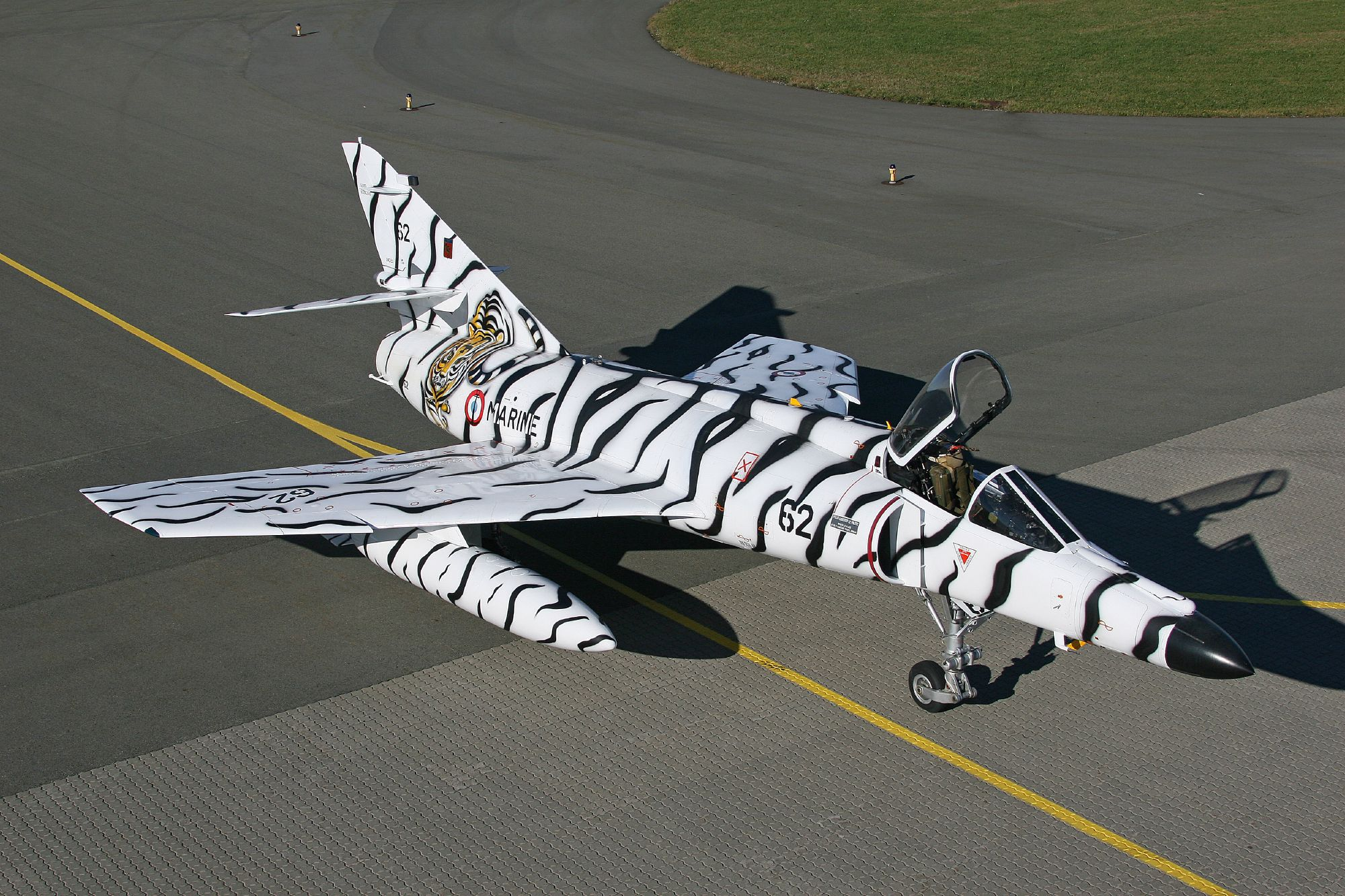 NATO Tiger Meet 2007  –  Orland, Norway