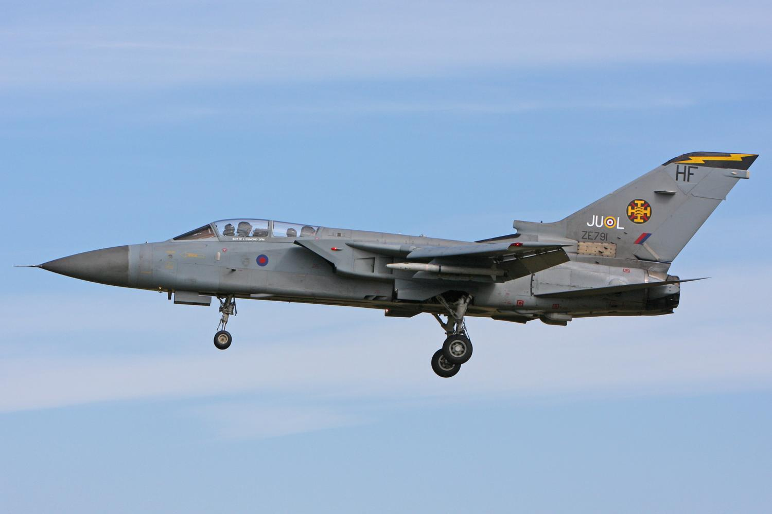 """RAF Coningsby Battle of Britain """"Specials"""""""