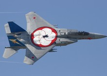 Hyakuri (Japan)  –  Airshow 21st October 2012