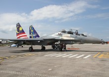 Static displays LIMA 2013 Exhibition, Langkawi, Malaysia