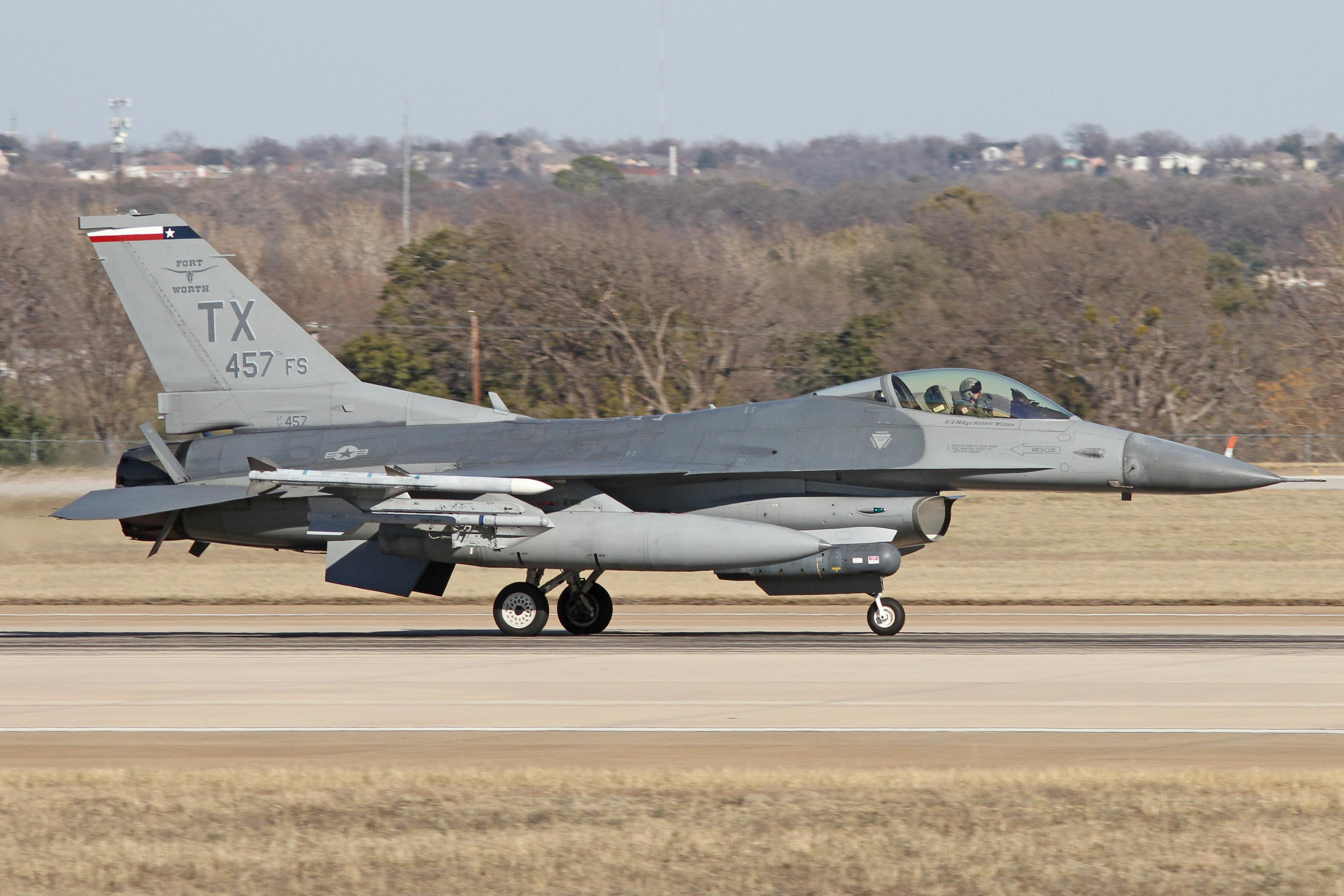 """457th Fighter Squadron AFRC – """"The Spads"""" At JRB Fort Worth TX"""