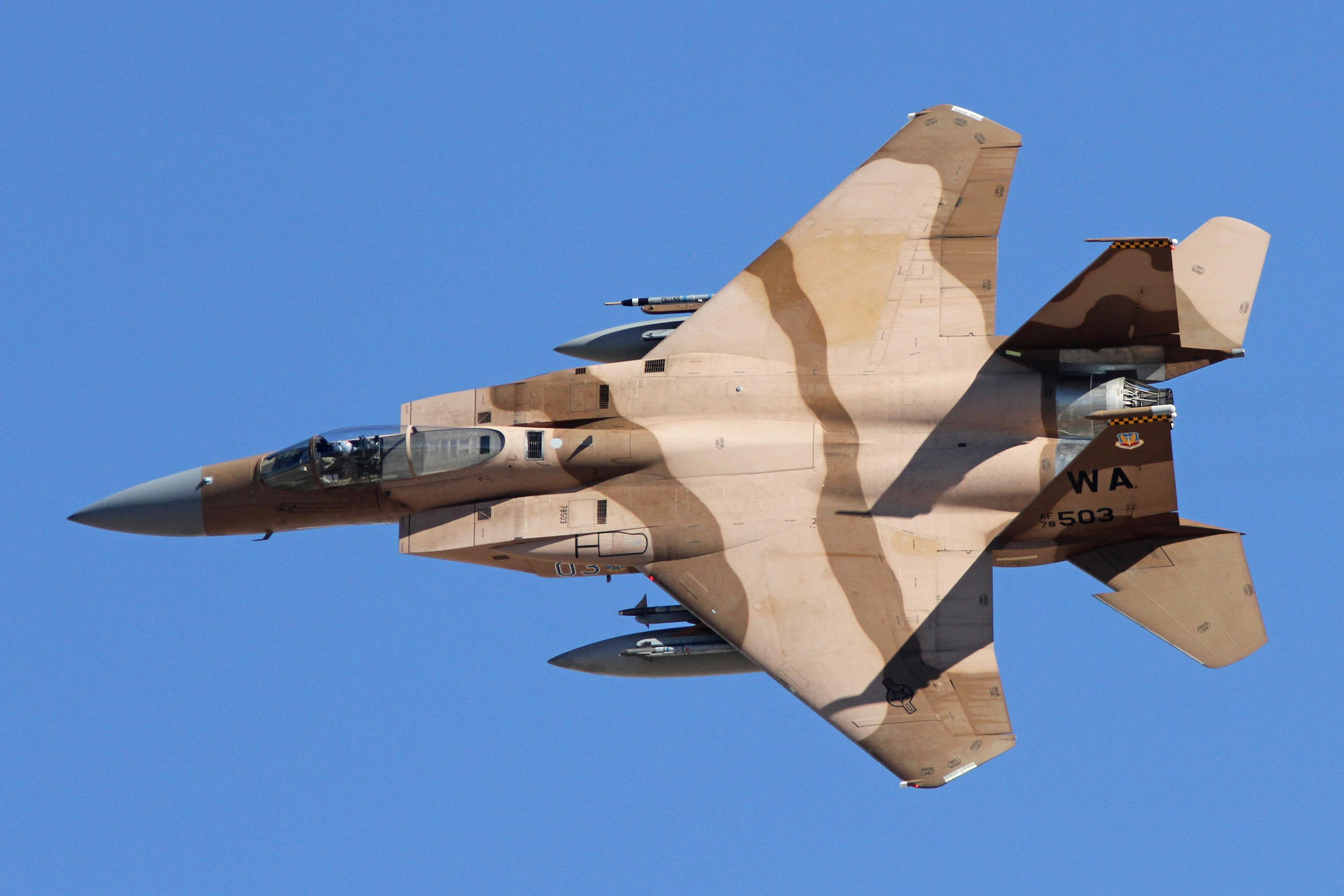 Red Flag Nellis AFB  2013-3