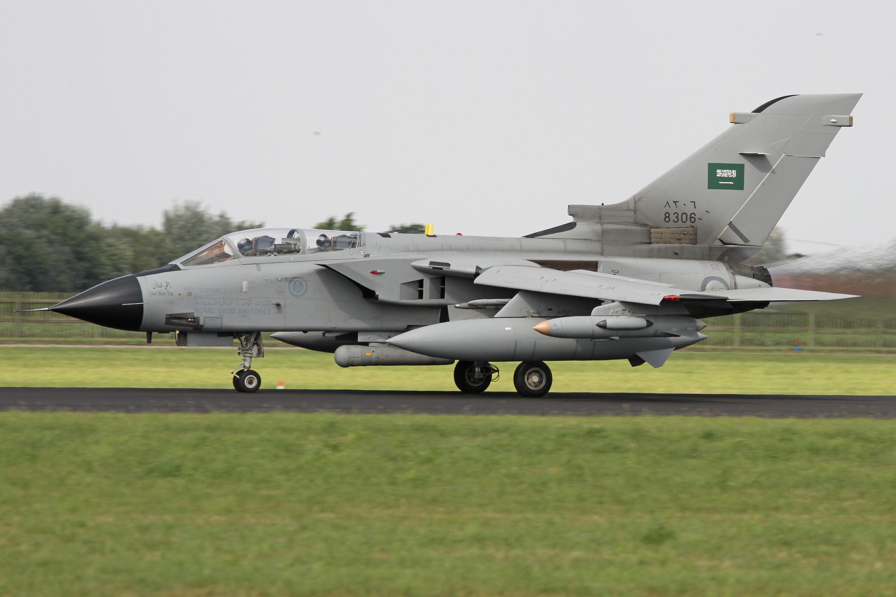 Exercise Green Flag  –  RAF Coningsby