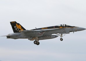 CVW-5 Deploy To NAS Fallon, Nevada