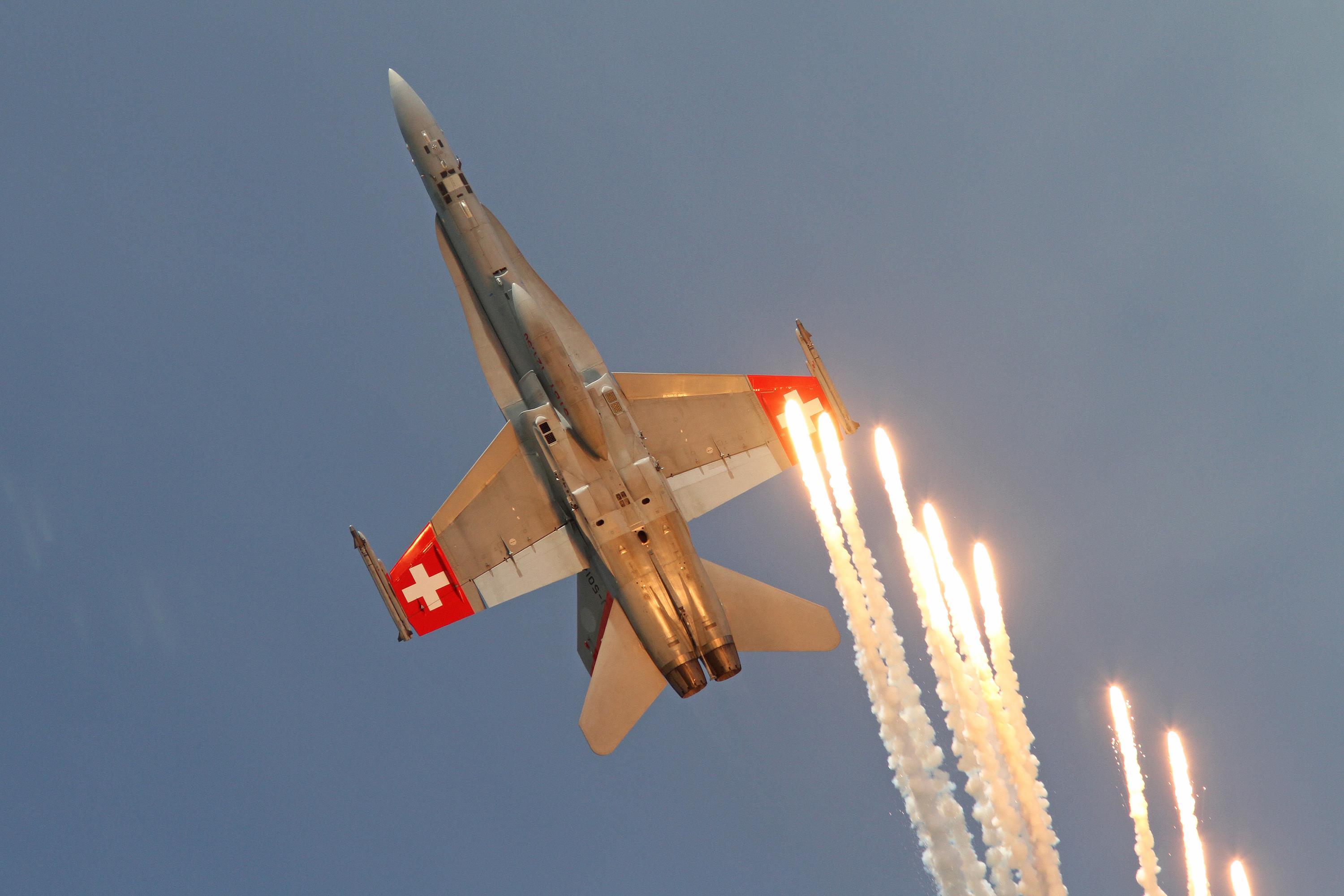 Swiss Air Force 100th Anniversary Airshow – Payerne (Part 1)