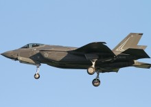 F-35s At Luke AFB, Arizona