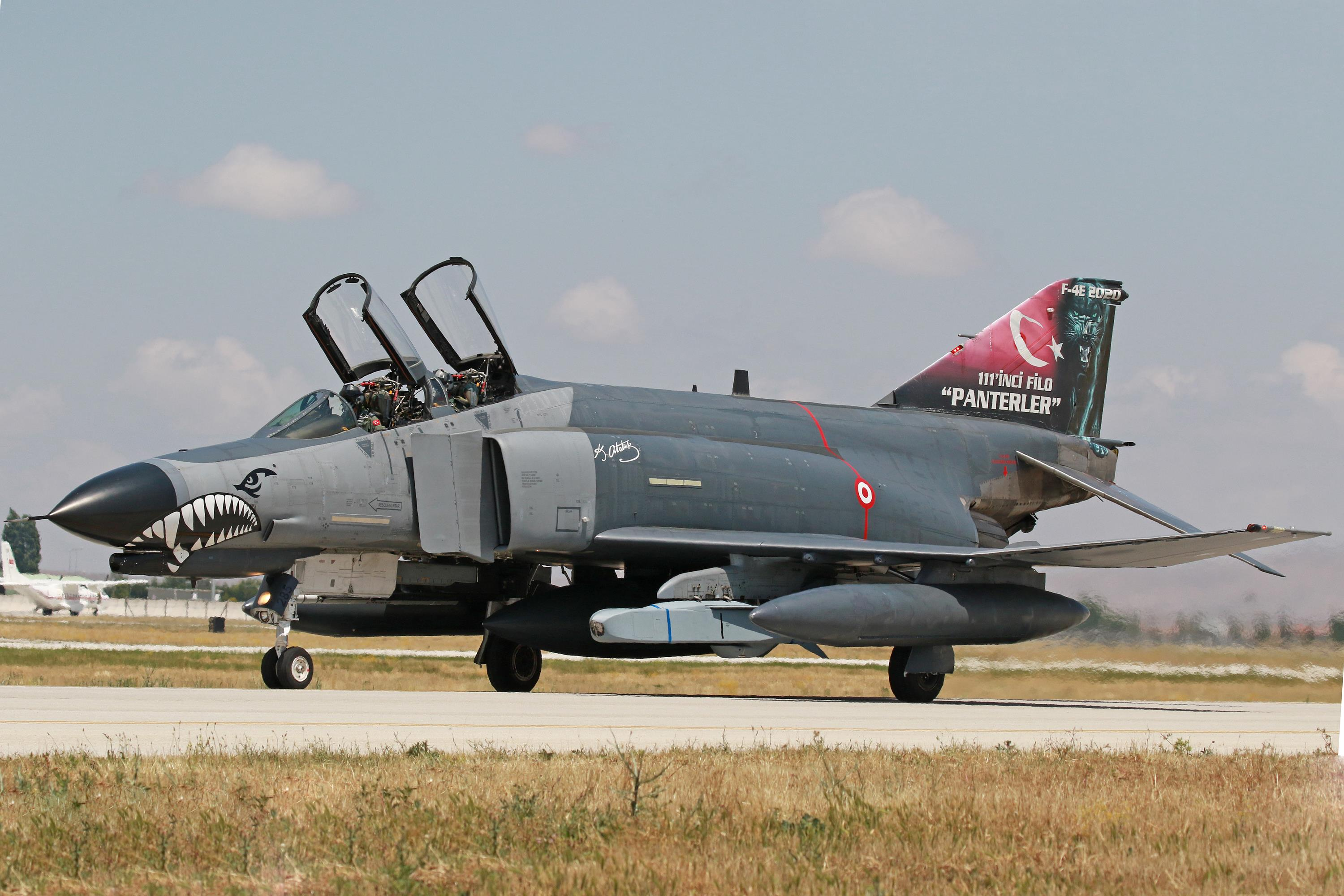 Exercise Anatolian Eagle 2015-2, Konya AFB, Turkey  (Part 3)