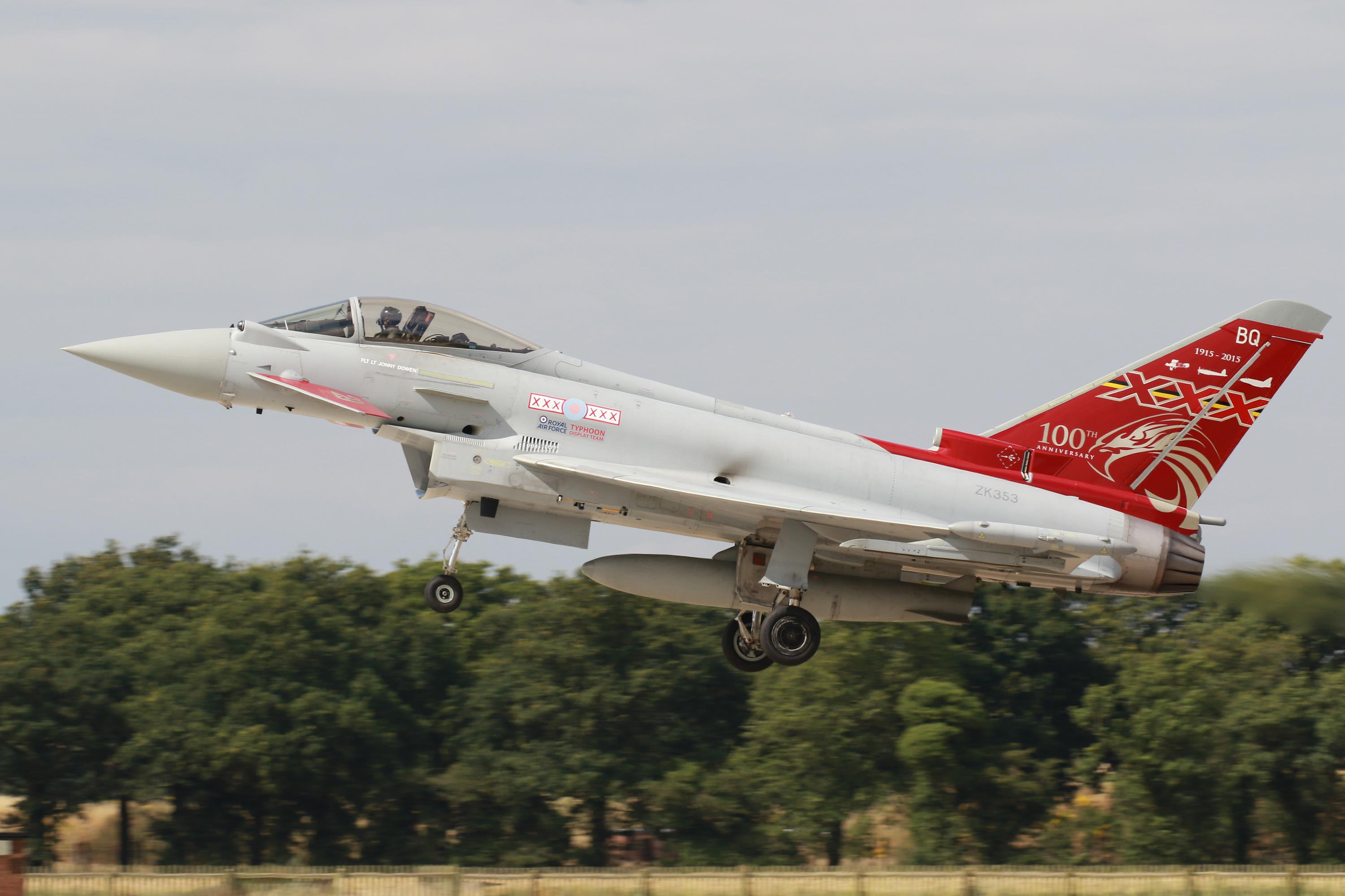 Exercise Indradhanush July 2015 –  RAF Coningsby (2)