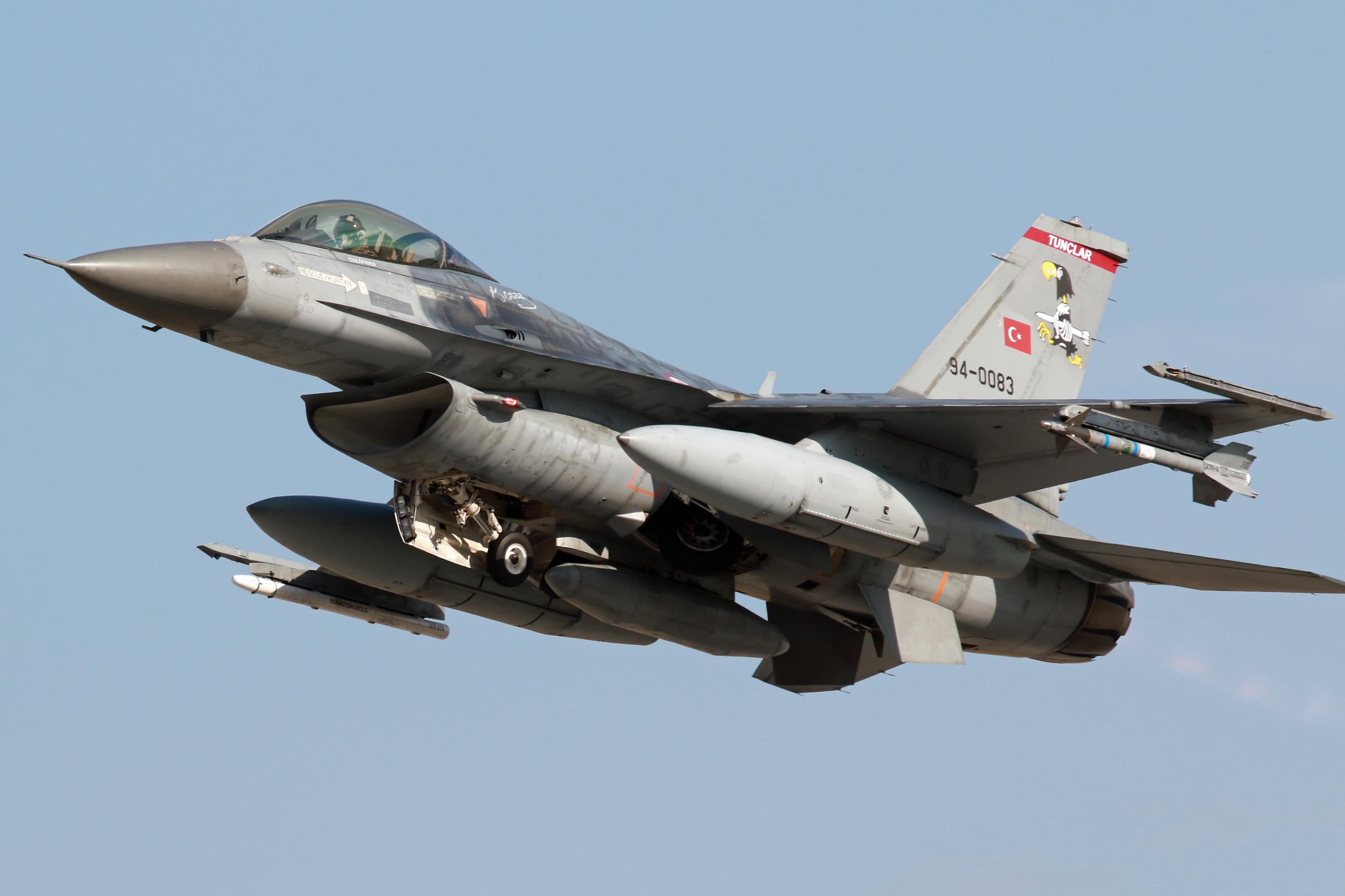Exercise Anatolian Eagle 2016-2, Konya AFB, Turkey
