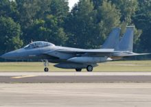 Former F-15D's On Delivery To Israeli Air Force Via RAF Lakenheath