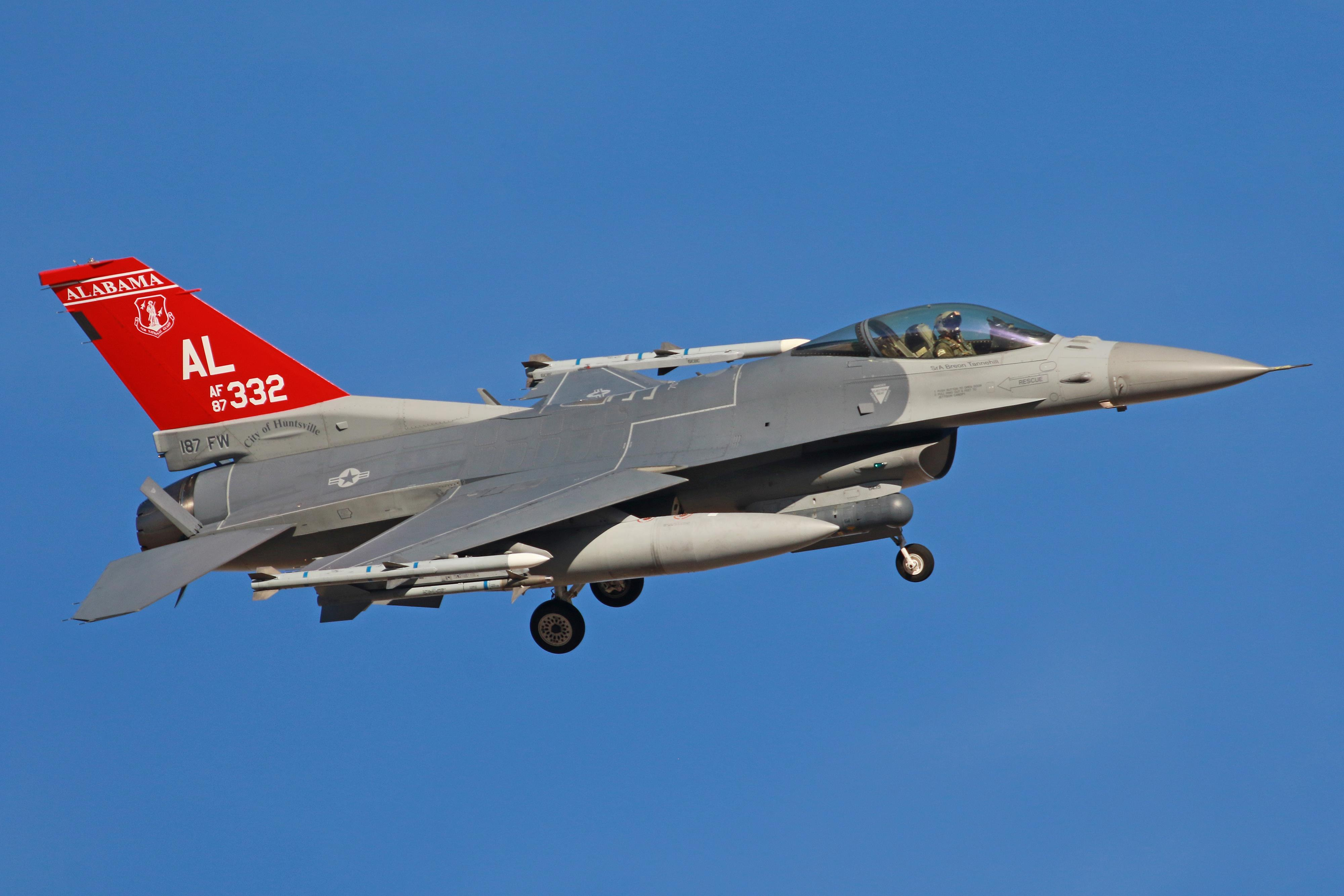 Red Flag Nellis AFB 2017-2 (Part 2)