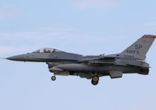 480th FS, Warhawks, Deploy To RAF Lakenheath
