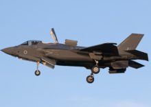 RAF Marham Receives It's First Delivery Of Lightning II Aircraft For 617 Squadron  –  The Dambusters