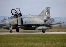 Exercise Iniohos  –  Andravida Air Base, Greece