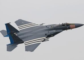 Participating Aircraft in Surge Operation –  RAF Lakenheath 10th August 2020