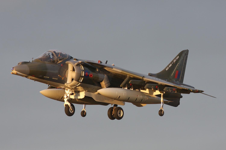 RAF Harrier Fleet Finale  –  RAF Cottesmore
