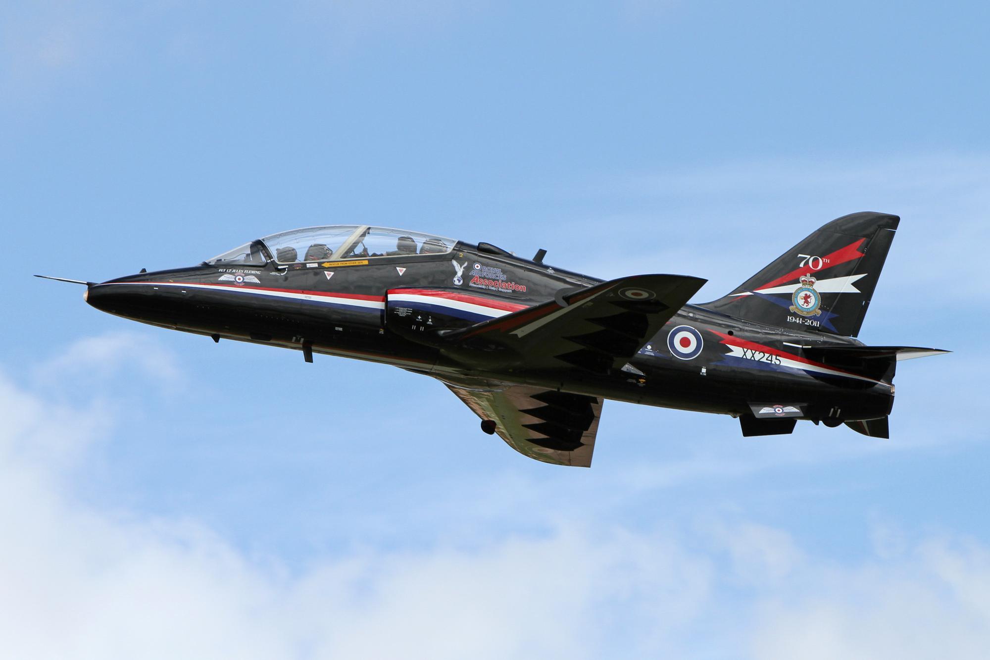 RIAT 2011 RAF Fairford (Pt 1)