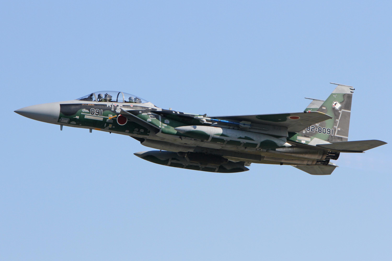 JSADF Nyutabaru Airbase (Japan)  –  29th October 2012