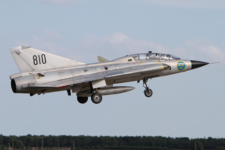 Arrivals For RAF Waddington Airshow 2014 (Part 2)