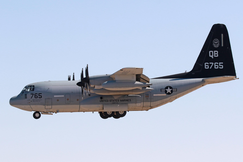 WTI Exercise 16-1     MCAS Yuma (AZ, USA)  –  Heavies + EA-6B's