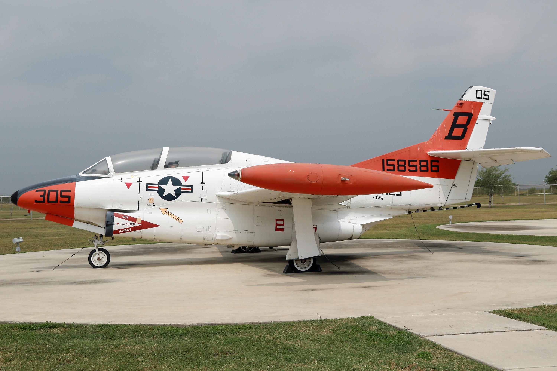 Rapcon Visit TAW-2 at NAS Kingsville (TX)
