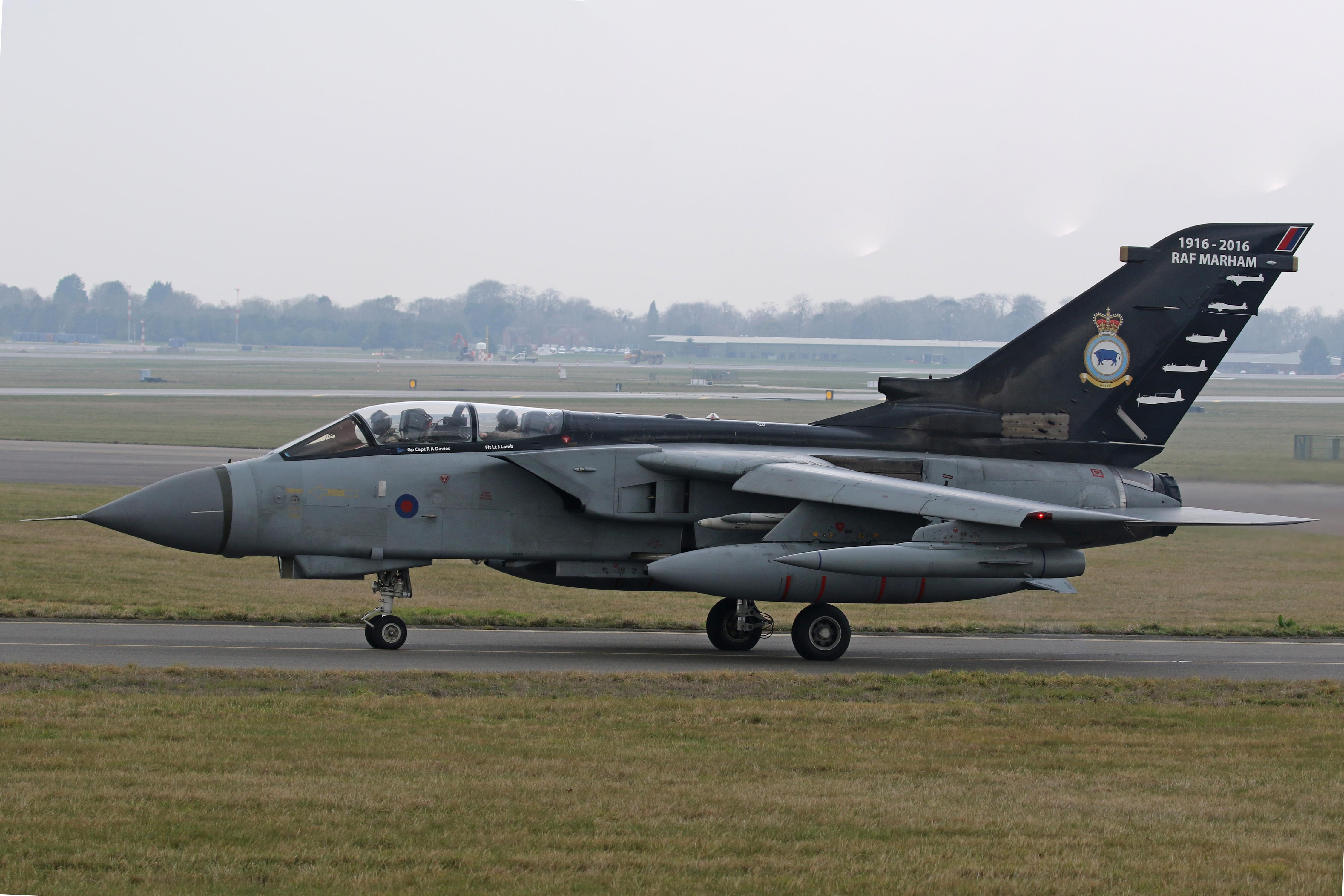 RAF Tornado Finale  –  RAF Marham 28th February 2019