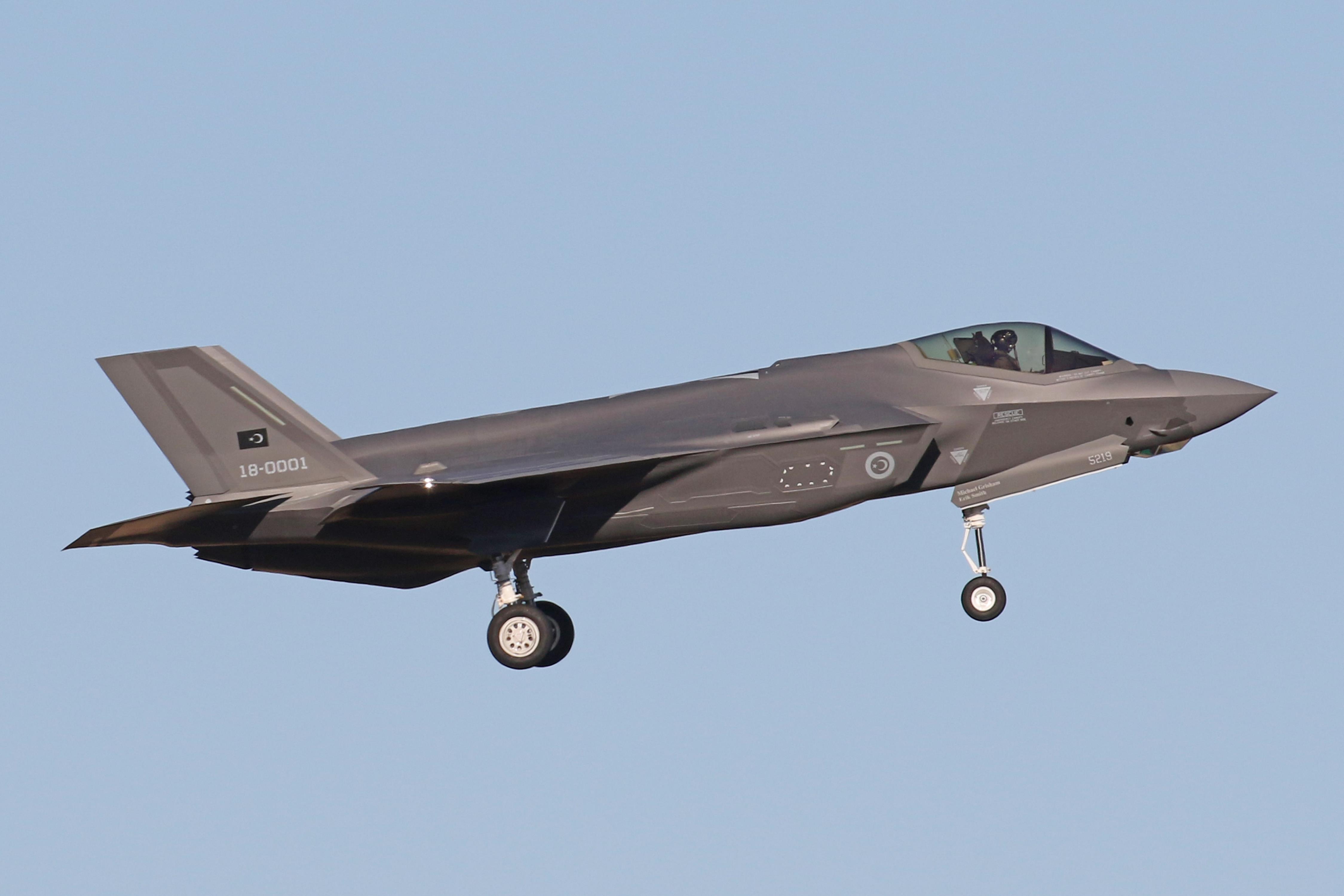 F-35s At Luke AFB, AZ  (Pt 3)