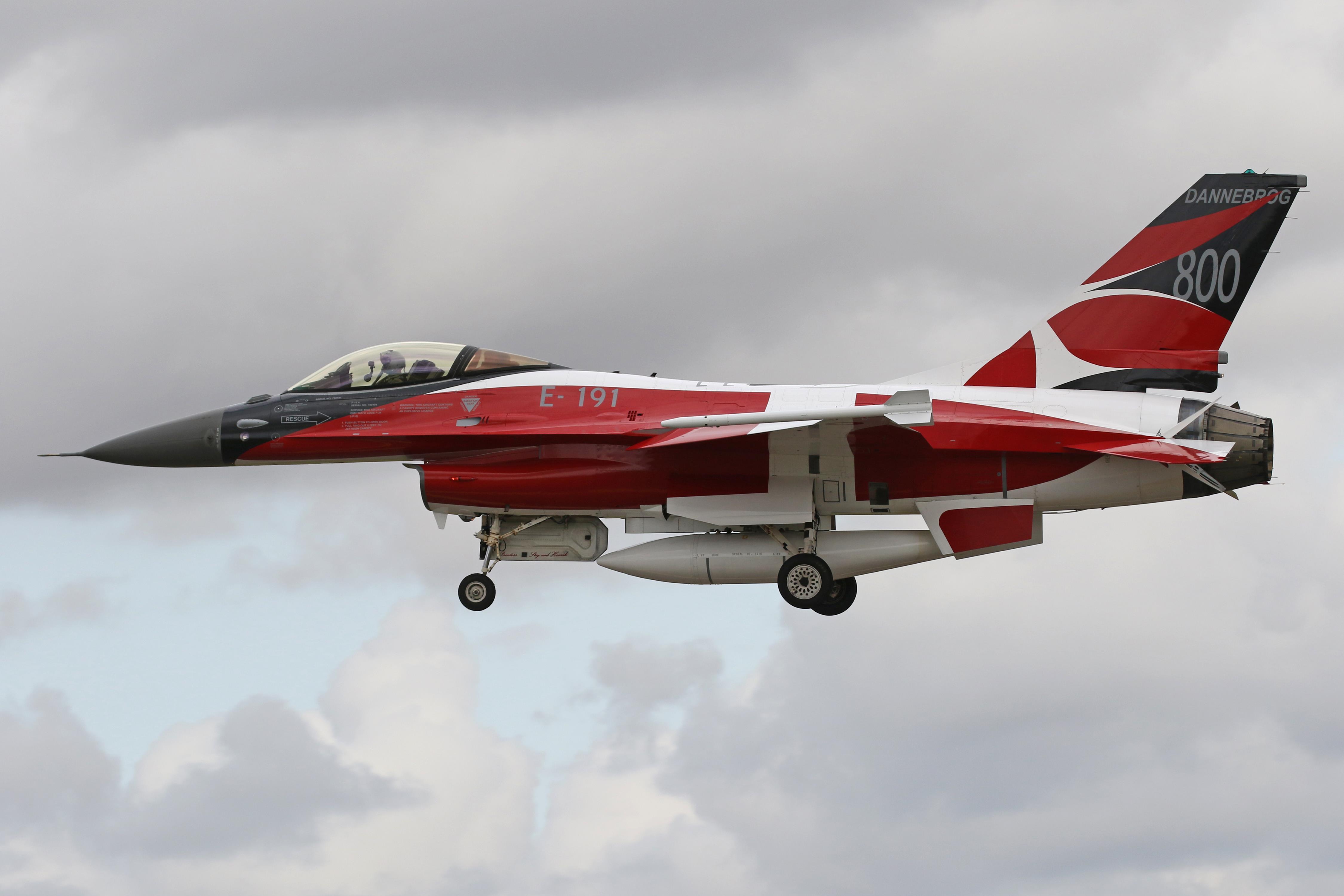 RIAT 2019 Arrivals  –  RAF Fairford