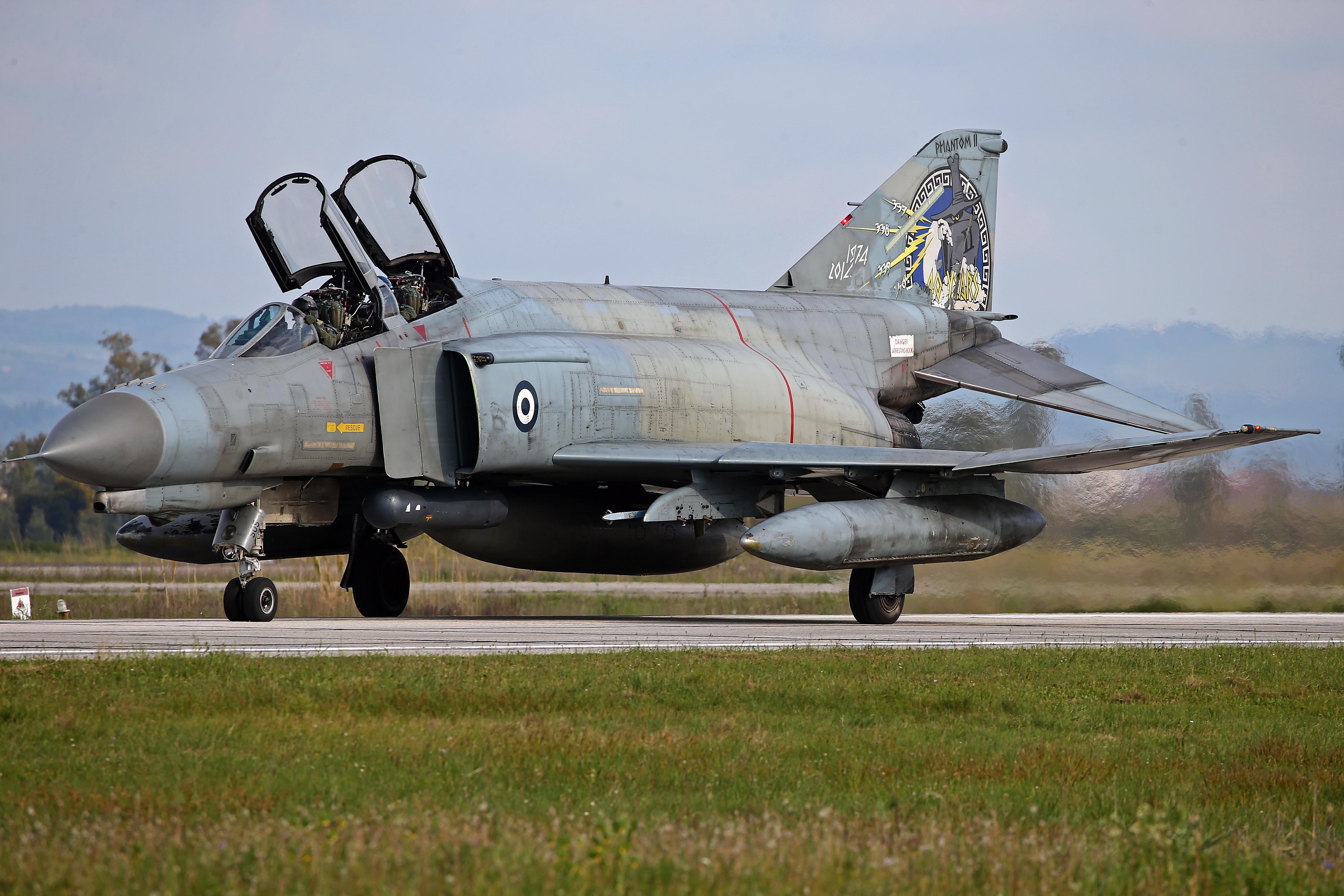 Exercise Iniohos  –  Andravida Air Base, Greece