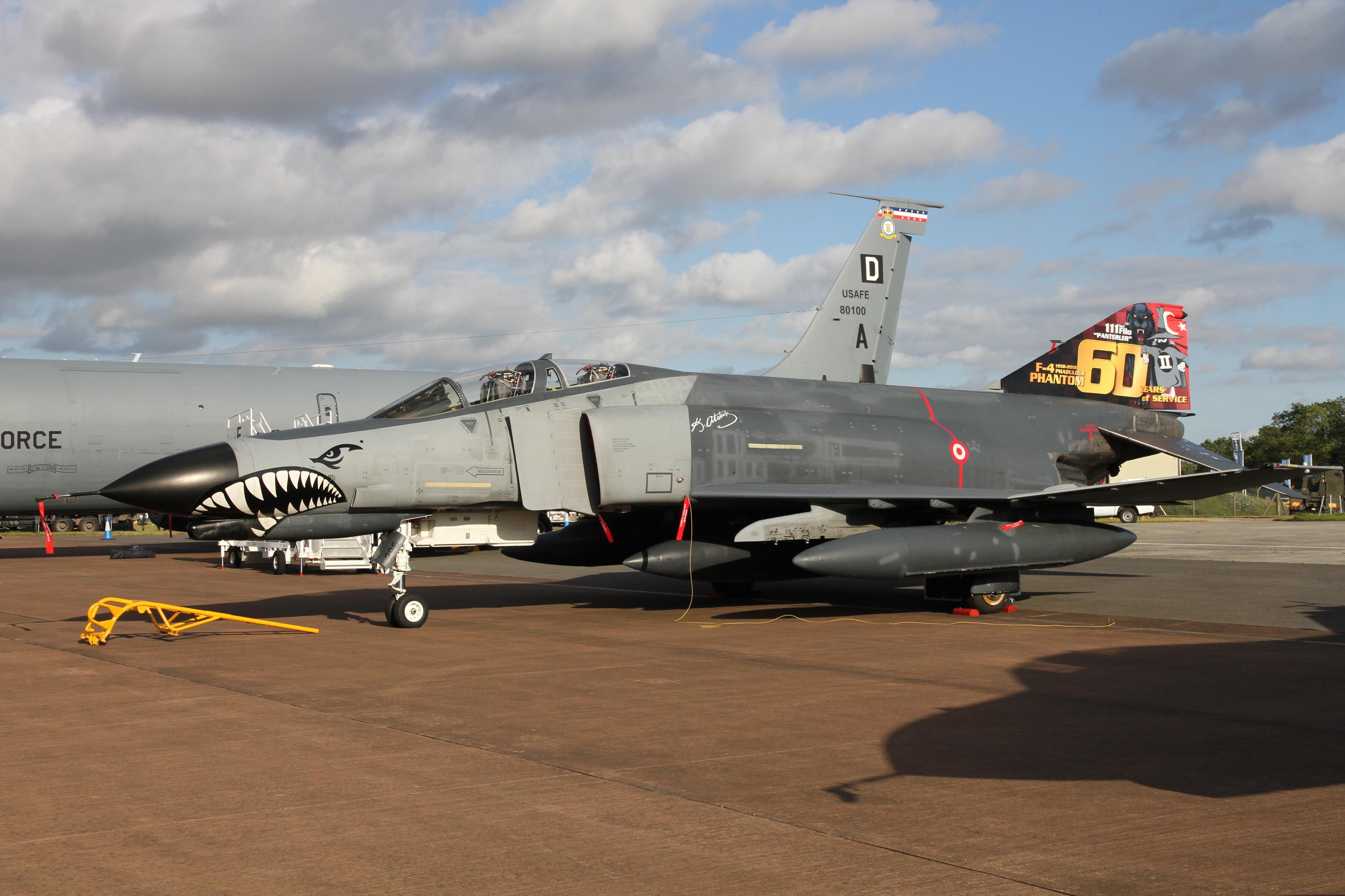 RIAT 2019 Static Displays  –  RAF Fairford