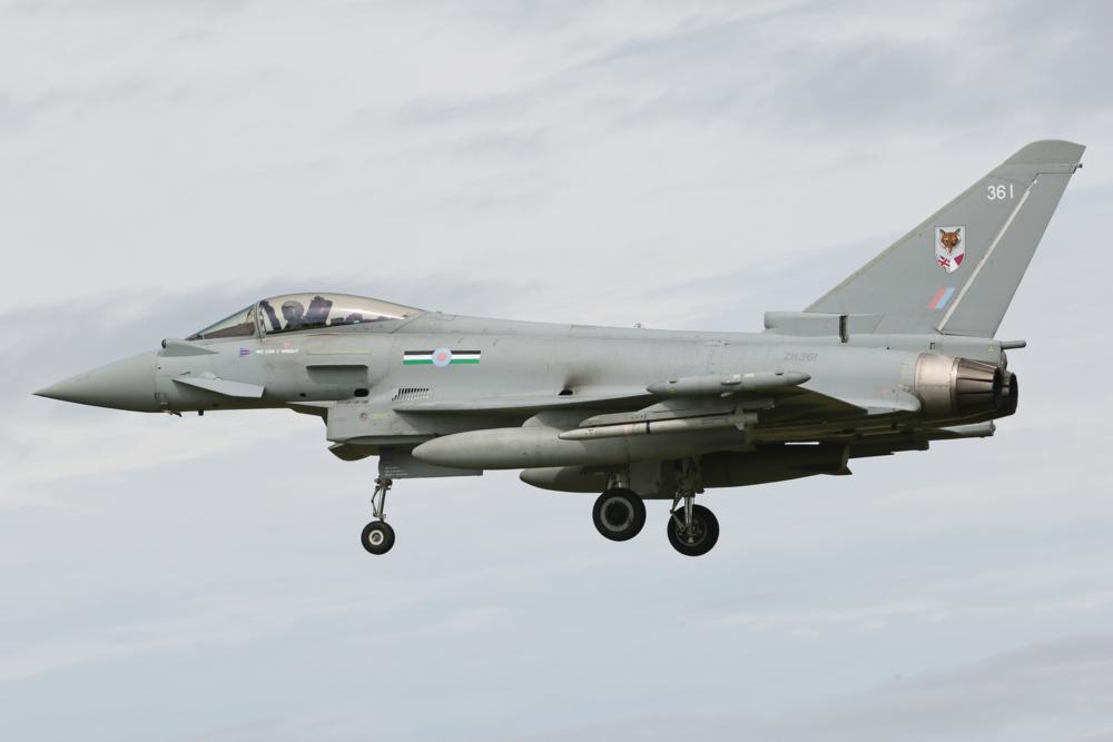 RAF Coningsby – 30th July 2020